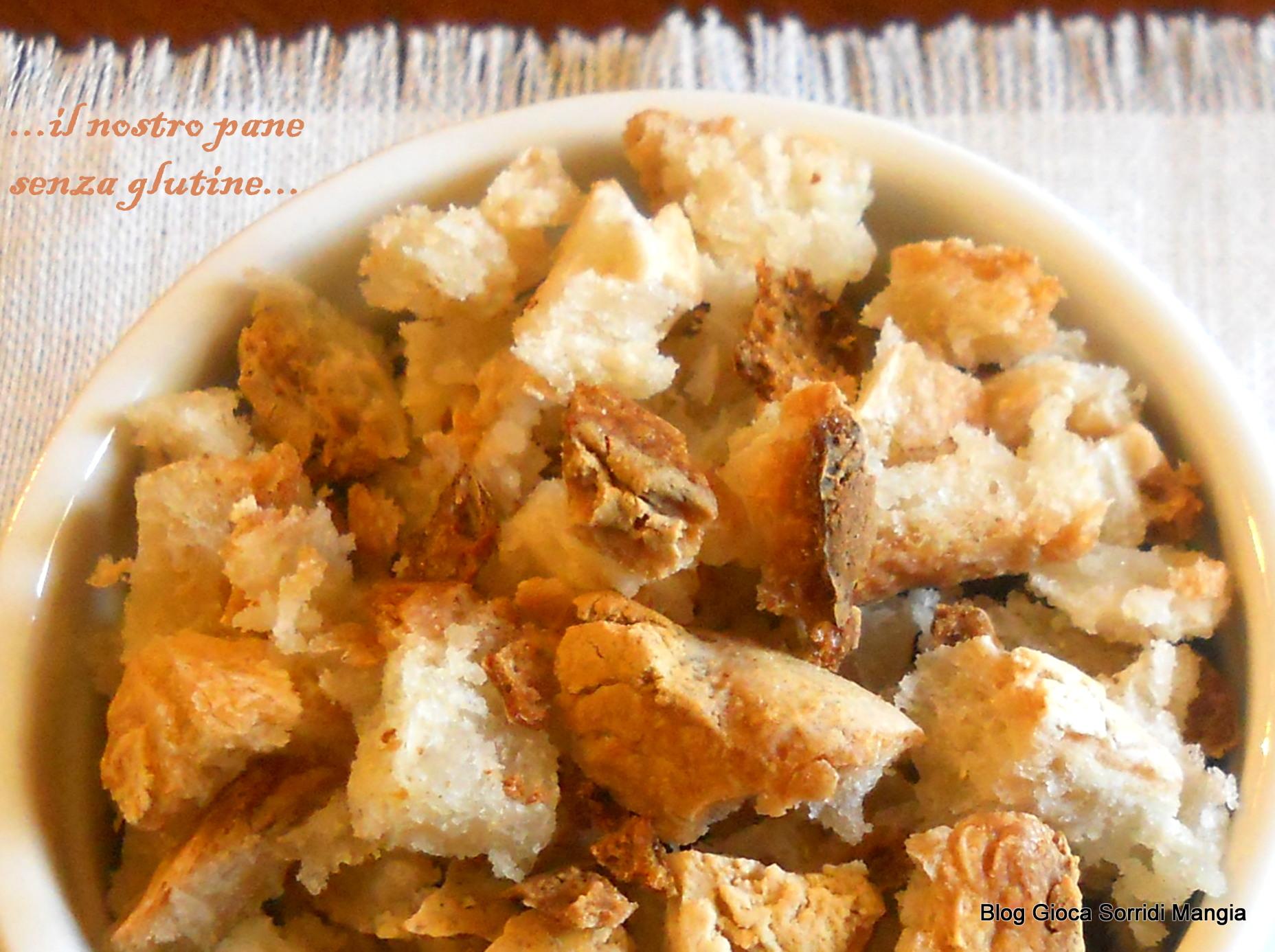 Canederli u csenza glutineu d al formaggio fontal e farina di quinoa