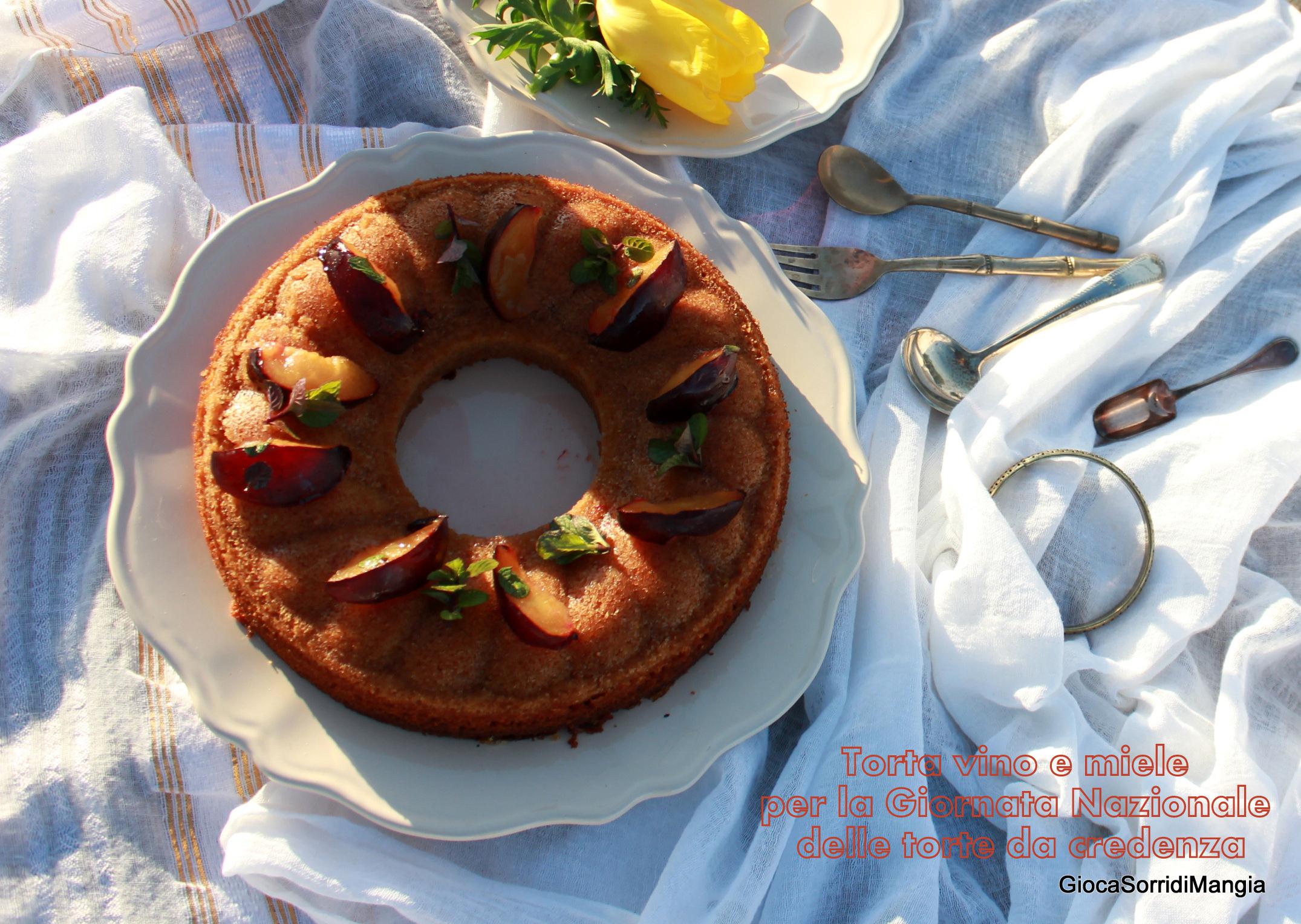 Torta Da Credenza Ricetta : Dolci da credenza archives madame gateau